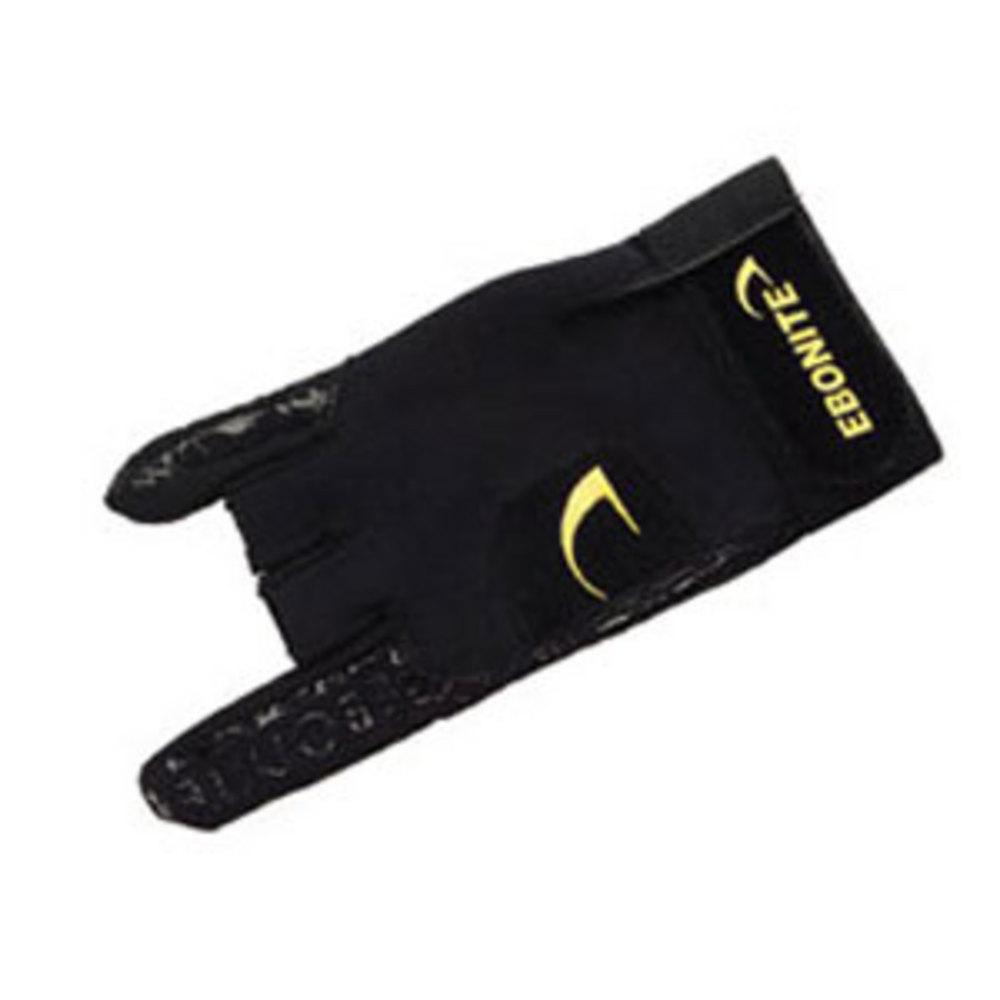 Black Ebonite Ultra Prene Forearm Support Bowling Glove